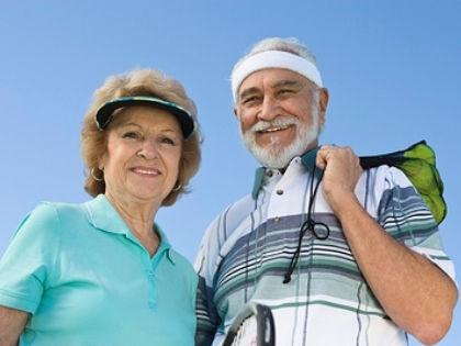 Спорт дает мужчинам старше 60 защиту от рака простаты // Global Look Press