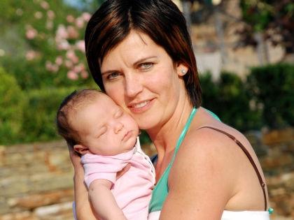 Мама и малыш // Global Look Press