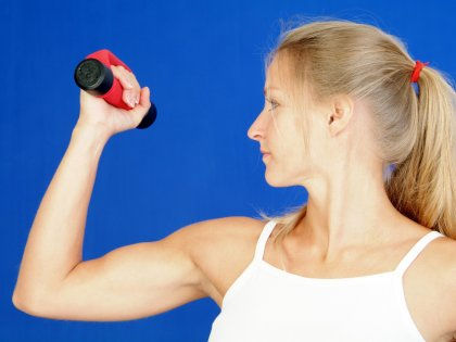Спорт поможет людям, страдающим от легочной гипертензии // Global Look Press
