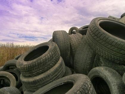 В США начнут производить «кукурузные» шины // Global Look Press