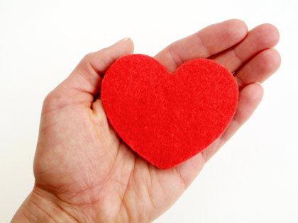 О размере сердца человека можно судить по размеру его кулака // imagebroker/Michaela Begsteiger / Global Look Press