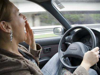 Российское общество сомнологов выступило с предложением проверять всех водителей на синдром обструктивного апноэ сна // Global Look Press