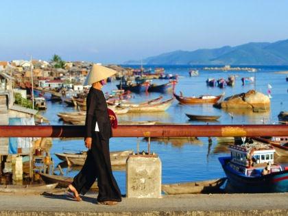 Чем развлечь себя во время туристической поездки во Вьетнам // Robert Harding / Global Look Press