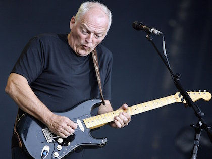Лидер Pink Floyd Дэвид Гилмор //  Global Look