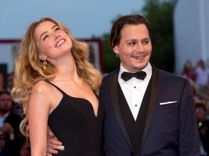 Бурный нрав Джонни Деппа может стоить ему целого состояния при разводе // Hubert Boesl / Global Look Press