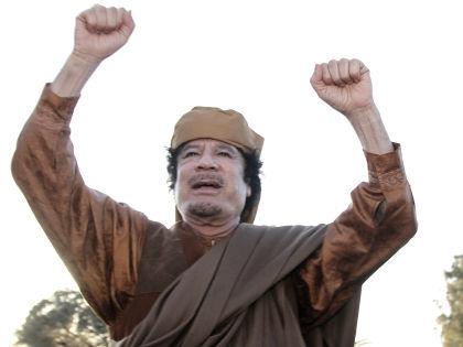 Муаммар Каддафи // Global Look Press