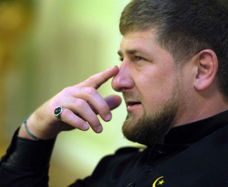 Кадыров передумал давать добро на неравный брак // Global Look Press