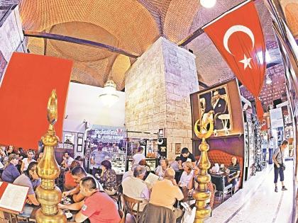 Турок беспокоят не только взрывы, но и грядущий референдум // Global Look Press