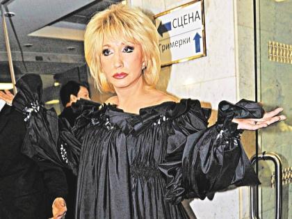 Ирина Аллегрова // Global Look Press