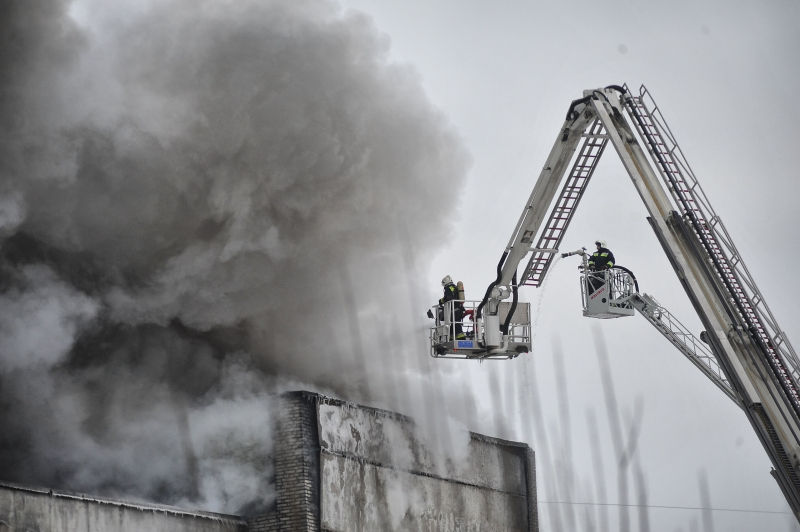 По делу о пожаре объявили в розыск миллиардера // Valentina Svistunova/Global Look Press