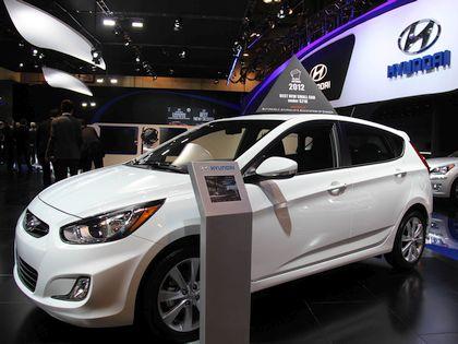 Новый Hyundai Accent по характеристикам очень напоминает Solaris // Ma Dan / Zumapress.com
