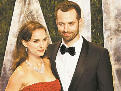 Натали Портман с мужем // Global Look Press