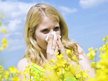 Весенняя аллергия // Global Look Press