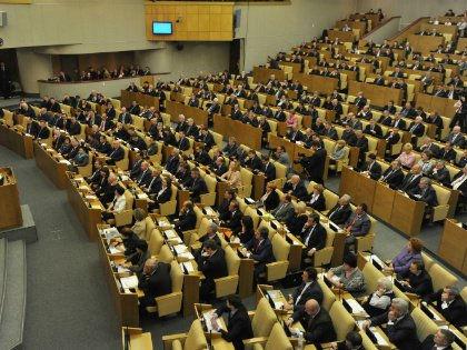 Отдельные старые лица Госдуму все-таки обновили, хотя для радости это повод сомнительный // Global Look Press