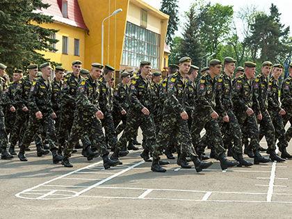 Украинская армия пополнится крымскотатарским батальоном, созданным при поддержке Турции // Global Look Press