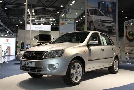 По некоторым данным, в прошлом году в Германии купили всего несколько сотен Lada // Global Look Press