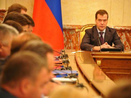 Рейтинг доверия россиян к правительству упал до пятилетнего минимума // Global Look Press