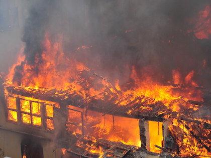 Пожар произошёл 12 декабря, погибли 23 человека //  Global Look Press