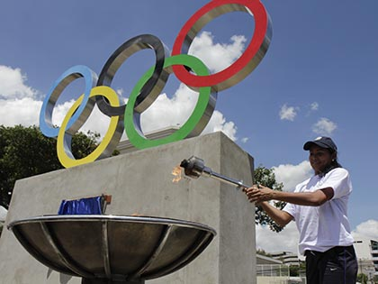 Олимпиада-2016 в Рио-де-Жайнеро может пройти без сборной России // Оскар Ривера / Global Look Press