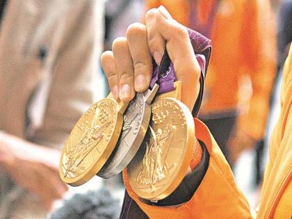 Разоблаченных спортсменов призывают вернуть награды, если они хотят и дальше входить в состав сборной России // Global Look Press