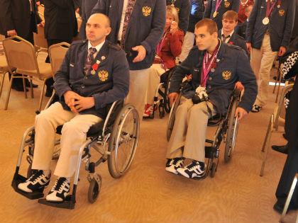 На последних летних Паралимпийских играх — 2012 в Лондоне наша сборная заняла второе место в общекомандом медальном зачете // Global Look Press