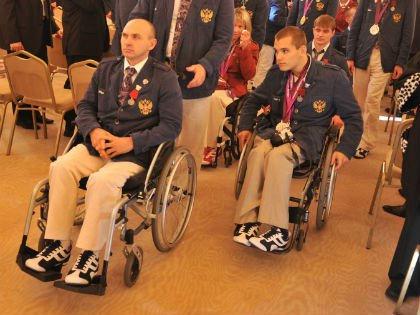 Игры паралимпийцев – именно тот случай, когда одно участие – сродни победе // Global Look Press