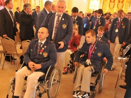 Выступление паралимпийской сборной России на зимней Паралимпиде-2018 в Пхёнчхане все еще остается под вопросом // Global Look Press