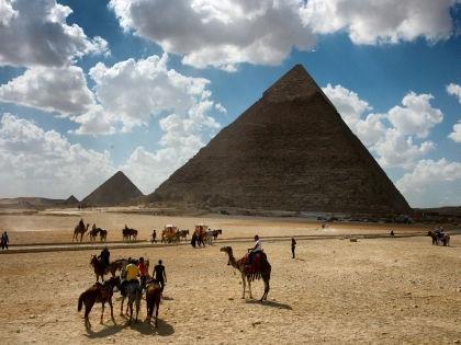 Цена билетов на полет в Египет с пересадкой начинается от 24 тысяч рублей // Global Look Press