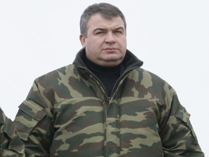 Анатолий Сердюков // Global Look Press