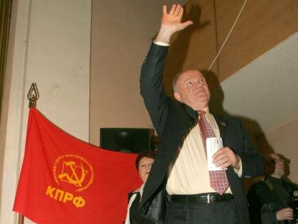Лидер КПРФ Геннадий Зюганов // Замир Усманов / Global Look Press
