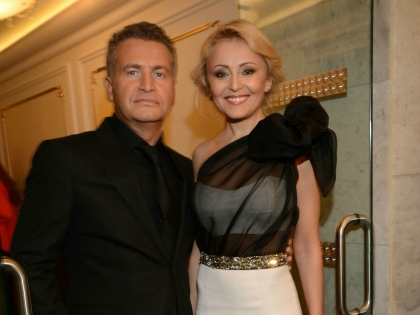 Леонид Агутин и Анжелика Варум // Global Look Press