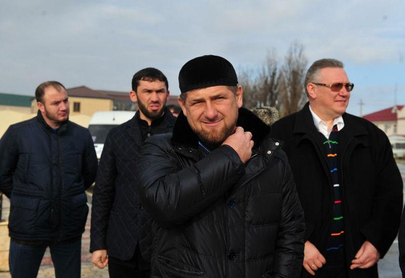Кадыров уличил МВД России во лжи // Global Look Press