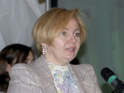 Людмила Путина // Global Look Press