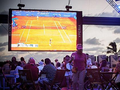 Большой теннис на ТВ // Global Look Press