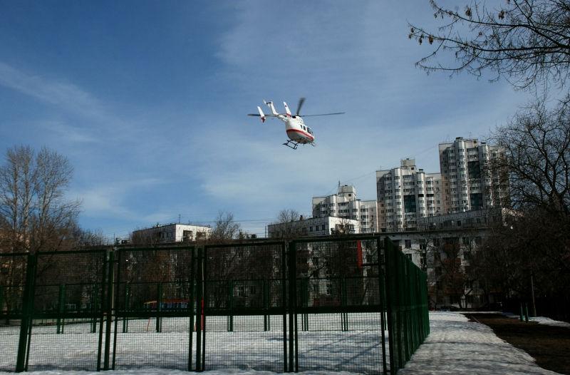 Девушка не может получить вертолет, оплаченный ее погибшим отцом // Alexander Legky/Global Look Press