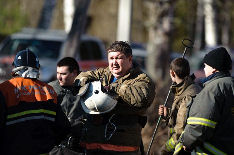 В Петербурге прорвало трубы в двух районах // Global Look Press