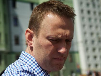 Алексей Навальный назвал случившееся «хулиганством» //  Global Look