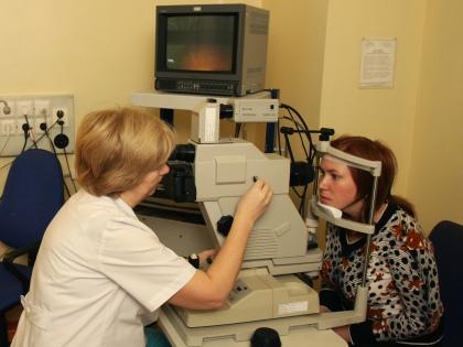 Ухудшение зрения может возникнуть у любого человека в любом возрасте // Global Look Press