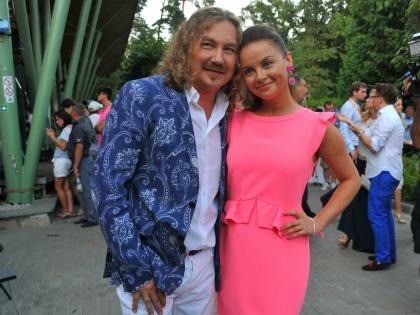 Юля Проскурякова с Игорем Николаевым // Global Look Press