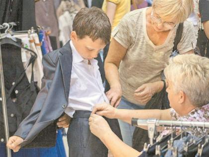 По закону спроса цены на школьные принадлежности растут к 1 сентября // Русский взгляд