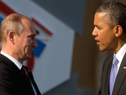 Президент США Барак Обама решил встретиться с президентом РФ Владимиром Путиным //  Global Look