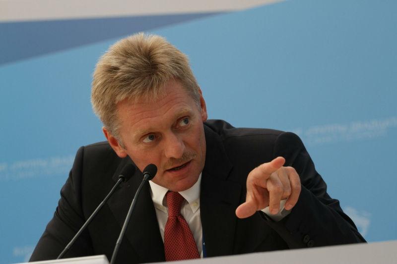 Песков заявил, что Россия не угрожала Западу ядерными силами // Global Look Press