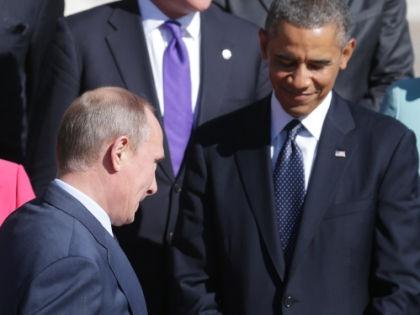 Владимир Путин и Барак Обама // Global Look Press