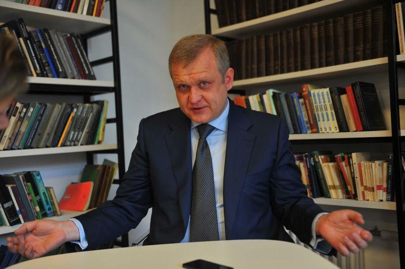 10 марта Сергей Капков объявил об отставке // Russian Look