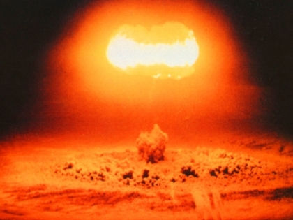 Ядерный взрыв // Global Look Press