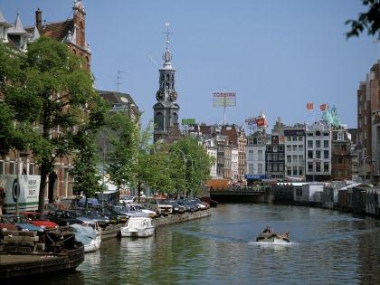 Амстердам готов порадовать туристов множеством достопримечательностей // Werner Otto/face to face / Global Look Press