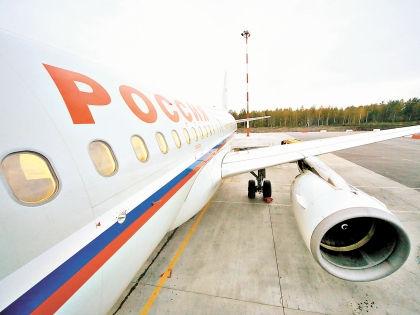 На перелеты первых лиц государство тратит миллиарды бюджетных рублей // Global Look Press