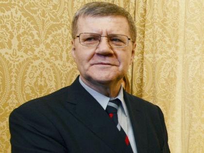 Генпрокурор Юрий Чайка // Global Look Press