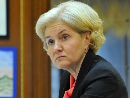Вице-премьер Ольга Голодец // Global Look Press