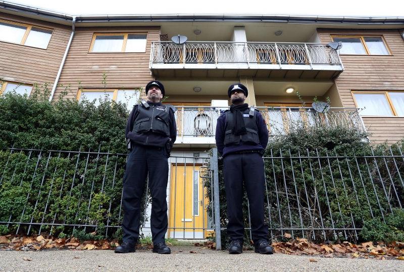 Гражданин РФ задержан в Эстонии по подозрению в работорговле // Global Look Press